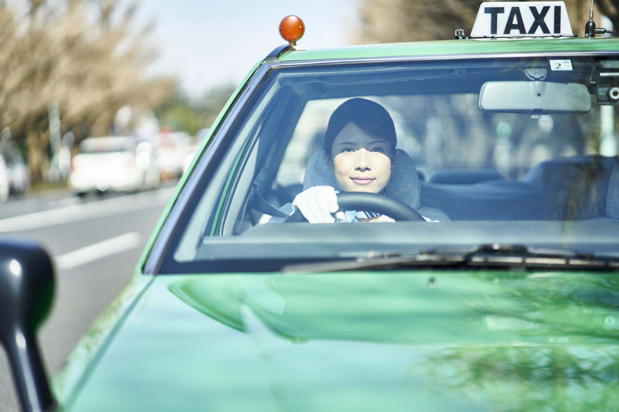 タクシー会社ごとの縄張りってあるの?